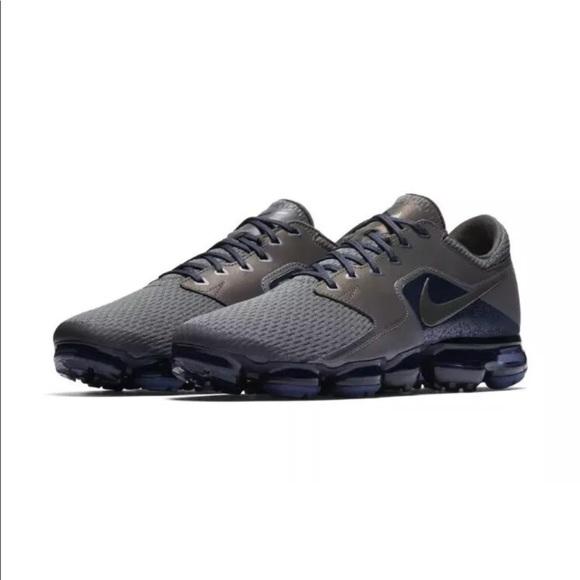 6d457a2f0c140 Men s Nike Air Vapormax Running Shoes Midnight Fog